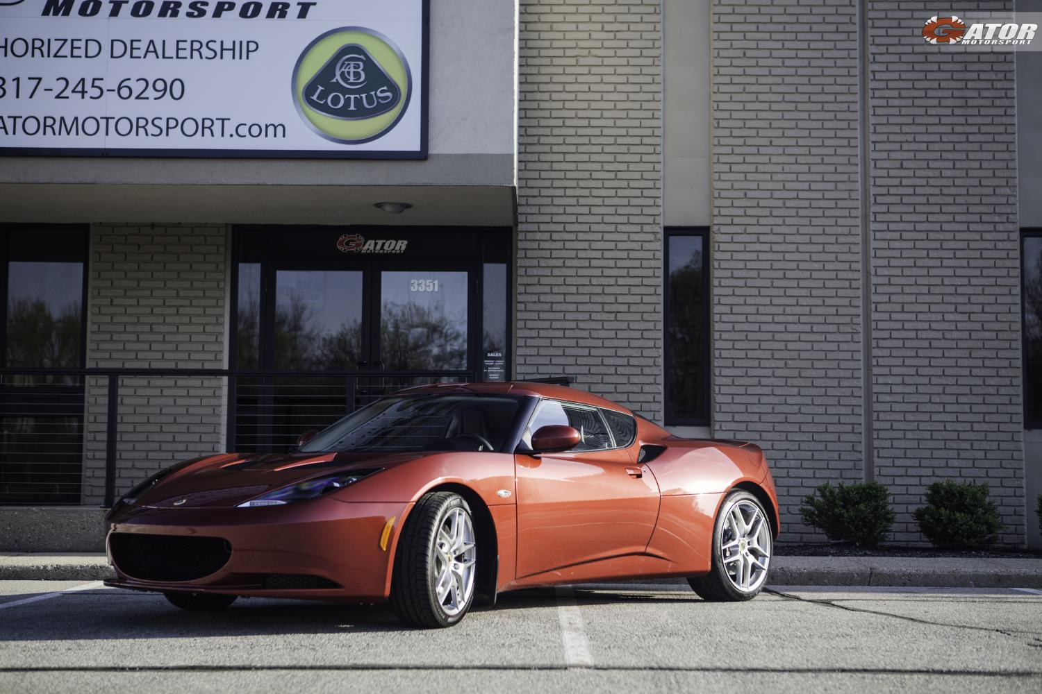 2011 Lotus Evora Sold Thank You C M S M From